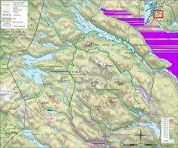 Parcs naturels nationaux en Suède. Source : http://data.abuledu.org/URI/5301c978-parcs-naturels-nationaux-en-suede