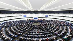Parlement européen à Strasbourg. Source : http://data.abuledu.org/URI/54dfa64a-parlement-europeen-a-strasbourg