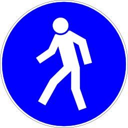 Passage obligatoire pour les piétons. Source : http://data.abuledu.org/URI/51bf6261-passage-obligatoire-pour-les-pietons
