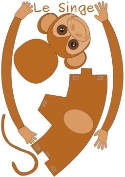 Patron de singe. Source : http://data.abuledu.org/URI/53f8d8ca-patron-de-singe