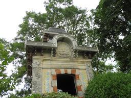 Pavillon de Soulac au Château Malleret à Cadaujac. Source : http://data.abuledu.org/URI/594eac29-pavillon-de-soulac-au-chateau-malleret-a-cadaujac