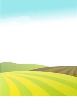 Paysage d'automne stylisé. Source : http://data.abuledu.org/URI/54044617-paysage-d-automne-stylise