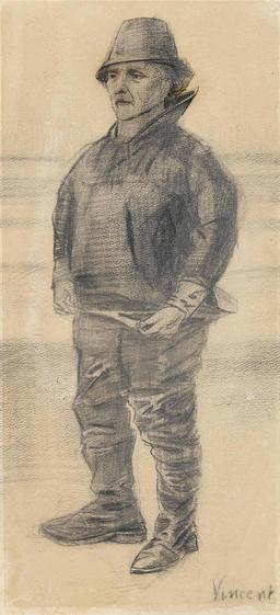 Pêcheur néerlandais en 1882. Source : http://data.abuledu.org/URI/5369ce5e-pecheur-neerlandais-en-1882