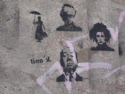 Peintures murales au pochoir. Source : http://data.abuledu.org/URI/530f0b59-peintures-murales-au-pochoir