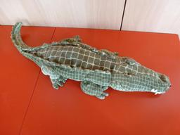 Peluche de crocodile. Source : http://data.abuledu.org/URI/54002383-peluche-de-crocodile