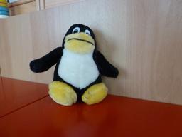 Peluche de pingouin. Source : http://data.abuledu.org/URI/54002456-peluche-de-pingouin