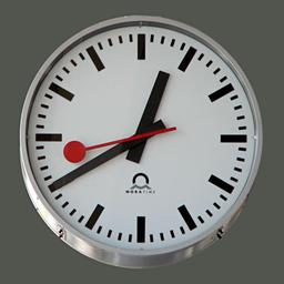 Pendule de la gare de Zurich. Source : http://data.abuledu.org/URI/529a3b52-pendule-de-la-gare-de-zurich