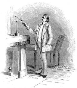 Pendule électrique. Source : http://data.abuledu.org/URI/52b6d3ce-pendule-electrique