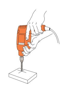 Perceuse électrique. Source : http://data.abuledu.org/URI/5290710a-perceuse-electrique