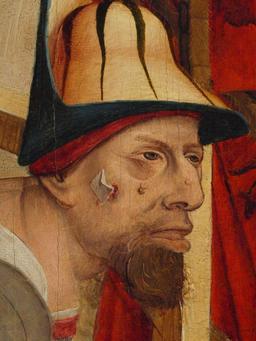 Personnage avec pansement sur la joue droite. Source : http://data.abuledu.org/URI/53732b2f-personnage-avec-pansement-sur-la-joue-droite