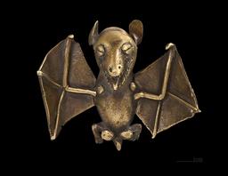 Peson en or en forme de chauve-souris. Source : http://data.abuledu.org/URI/52d70796-peson-en-or-en-forme-de-chauve-souris