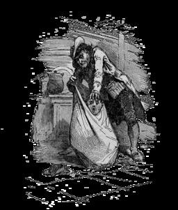 Petit Claus et Grand Claus d'Andersen. Source : http://data.abuledu.org/URI/51103086-petit-claus-et-grand-claus-d-andersen