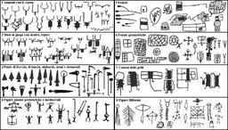 Pétroglyphes de la vallée des merveilles. Source : http://data.abuledu.org/URI/51c5c198-petroglyphes-de-la-vallee-des-merveilles