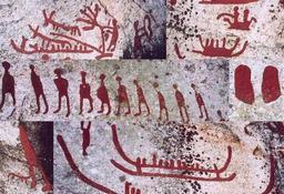 Pétroglyphes suédois. Source : http://data.abuledu.org/URI/51c5bee8-petroglyphes-suedois