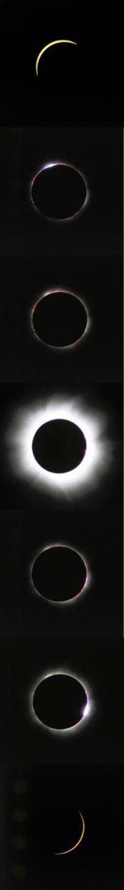 Phases de l'éclipse de soleil de 1999. Source : http://data.abuledu.org/URI/550cc0b4-phases-de-l-eclipse-de-soleil-de-1999
