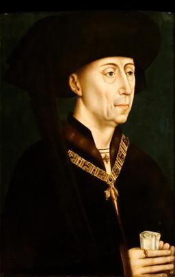 Philippe III de Bourgogne dit le Bon. Source : http://data.abuledu.org/URI/53079a02-philippe-iii-de-bourgogne-dit-le-bon