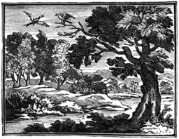 Philomèle et Procné, l'hirondelle et le rossignol. Source : http://data.abuledu.org/URI/510c3847-philomele-et-procne-l-hirondelle-et-le-rossignol