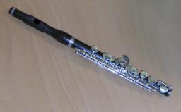 Piccolo flûte. Source : http://data.abuledu.org/URI/50eea532-piccolo-flute