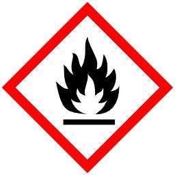 Pictogramme de produit inflammable. Source : http://data.abuledu.org/URI/52055c62-pictogramme-de-produit-inflammable