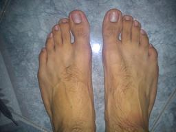 Pieds nus d'adulte. Source : http://data.abuledu.org/URI/5373a31e-pieds-nus-d-adulte