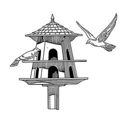 Pigeonnier. Source : http://data.abuledu.org/URI/536a8e48-pigeonnier