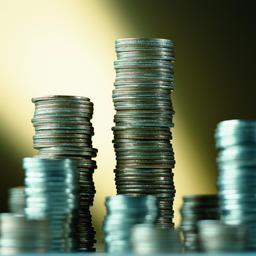 Piles de pièces de monnaie. Source : http://data.abuledu.org/URI/53a89ddb-piles-de-pieces-de-monnaie