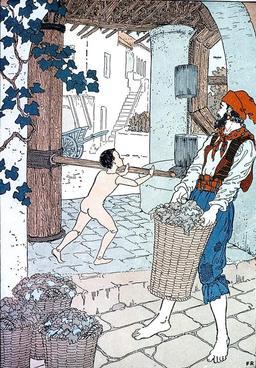 Pinocchio au travail. Source : http://data.abuledu.org/URI/51a2525e-pinocchio-au-travail