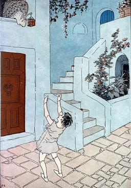 Pinocchio et l'escargot. Source : http://data.abuledu.org/URI/51a25206-pinocchio-et-l-escargot
