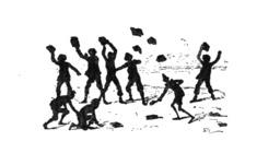Pinocchio et la bagarre d'écoliers. Source : http://data.abuledu.org/URI/51a2393c-pinocchio-et-la-bagarre-d-ecoliers