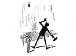 Pinocchio et le grillon-parleur. Source : http://data.abuledu.org/URI/51a20832-pinocchio-et-le-grillon-parleur