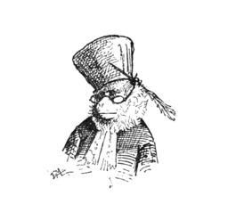 Pinocchio et le juge. Source : http://data.abuledu.org/URI/51a231f0-pinocchio-et-le-juge