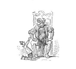 Pinocchio et le mangeur de feu. Source : http://data.abuledu.org/URI/51a221ee-pinocchio-et-le-mangeur-de-feu
