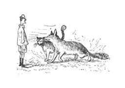 Pinocchio rencontre le renard et le chat. Source : http://data.abuledu.org/URI/51a225ed-pinocchio-rencontre-le-renard-et-le-chat
