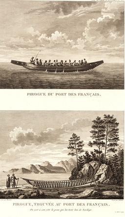 Pirogues du Kamtchatka en 1797. Source : http://data.abuledu.org/URI/59910a86-pirogues-du-kamtchatka-en-1797