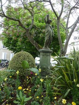 Place des cordeliers à La Rochelle. Source : http://data.abuledu.org/URI/5822018d-place-des-cordeliers-a-la-rochelle