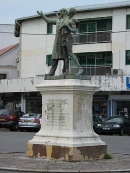 Place Schoelcher à Cayenne. Source : http://data.abuledu.org/URI/5295ece5-place-schoelcher-a-cayenne