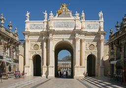 Place Stanislas à Nancy. Source : http://data.abuledu.org/URI/54fe87d2-place-stanislas-a-nancy