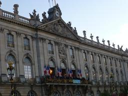 Place Stanislas à Nancy. Source : http://data.abuledu.org/URI/5819dc50-place-stanislas-a-nancy