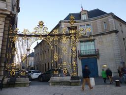 Place Stanislas à Nancy. Source : http://data.abuledu.org/URI/5819dc7b-place-stanislas-a-nancy