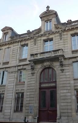 Place Stanislas à Nancy. Source : http://data.abuledu.org/URI/5819dca7-place-stanislas-a-nancy