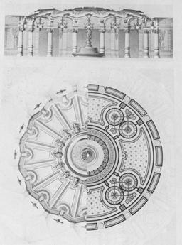 Plafond du Palais Garnier. Source : http://data.abuledu.org/URI/596402e3-plafond-du-palais-garnier