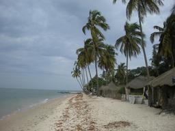 Plage de Carabane au Sénégal. Source : http://data.abuledu.org/URI/549361c0-plage-de-carabane-au-senegal