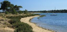 Plage du Mimbeau. Source : http://data.abuledu.org/URI/55a81cb5-plage-du-mimbeau