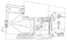 Plan général du Palais de Topkapi. Source : http://data.abuledu.org/URI/51138cd6-plan-general-du-palais-de-topkapi