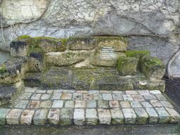 Plaque commémorative de l'ancienne gare de Ségur à Bordeaux. Source : http://data.abuledu.org/URI/56d16680-plaque-commemorative-de-l-ancienne-gare-de-segur-a-bordeaux