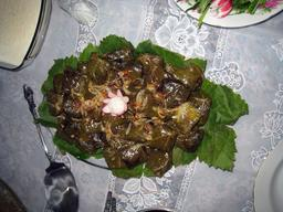 Plat de dolma iranien. Source : http://data.abuledu.org/URI/548f3920-plat-de-dolma-iranien