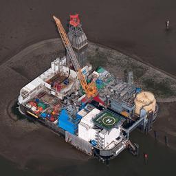 Plate-forme pétrolière allemande. Source : http://data.abuledu.org/URI/56b6c3fa-plate-forme-petroliere-allemande