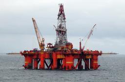 Plate-forme pétrolière en Mer du Nord. Source : http://data.abuledu.org/URI/56b6c322-plate-forme-petroliere-en-mer-du-nord