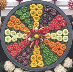 Plateau de légumes. Source : http://data.abuledu.org/URI/518a1ad2-plateau-de-legumes