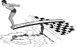 Plongeur sur un plongeoir. Source : http://data.abuledu.org/URI/53e93bb6-plongeur-sur-un-plongeoir